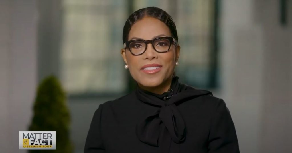 Ilyasah Shabazz shares what people expected from the daughter of Malcolm X