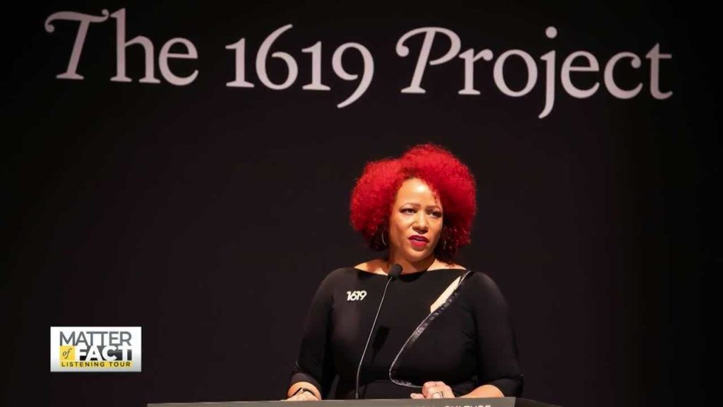 Nikole Hannah-Jones: America has been multiracial since 1619, but the country has been led by a white elite
