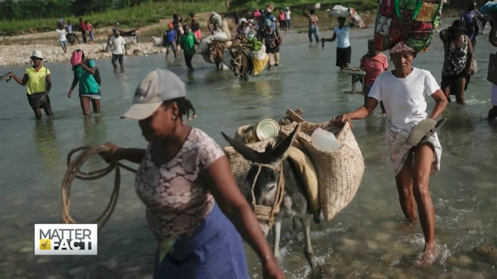 Thousands of Haitians Displaced By Earthquake