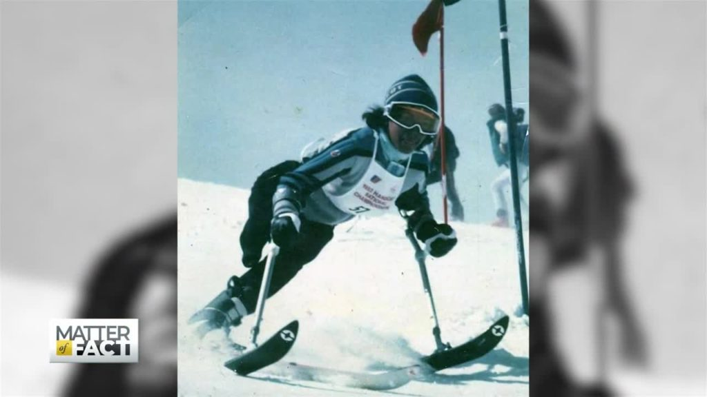 Lessons in Resilience from a Paralympic Medalist