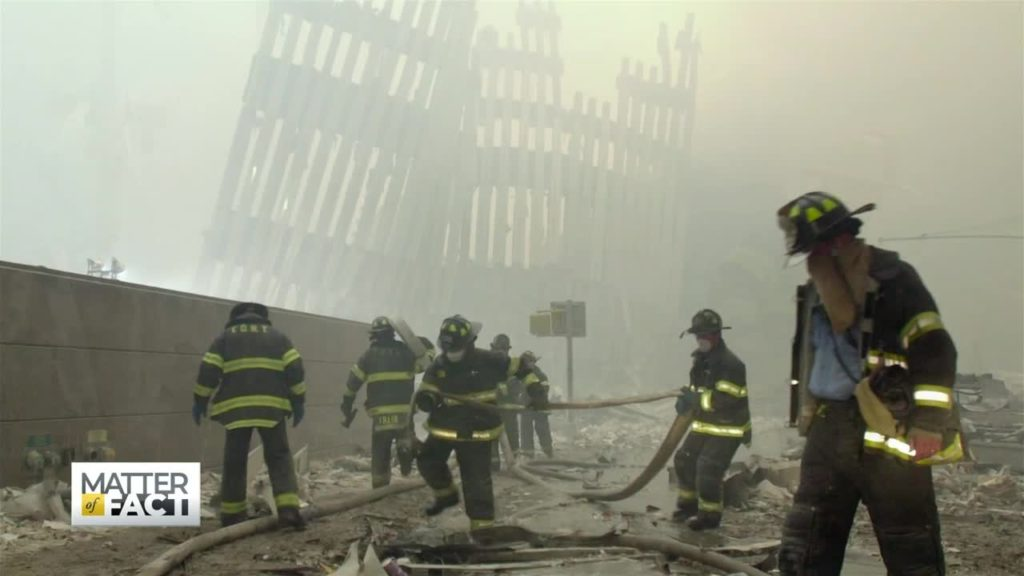 Remembering the Women Who Rushed Into the Towers on 9/11
